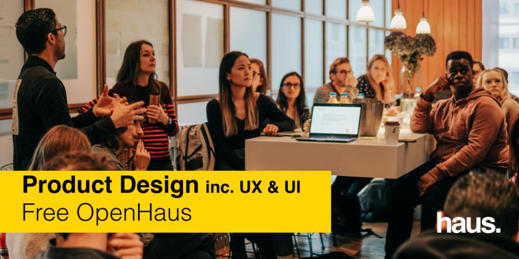 product design ux ui course