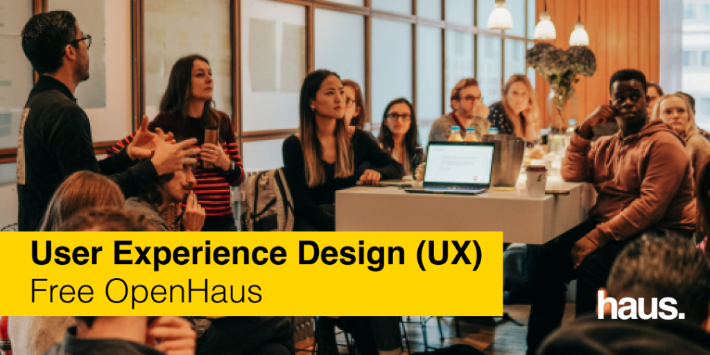user experience design (UX)