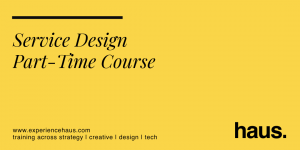 service design course cover